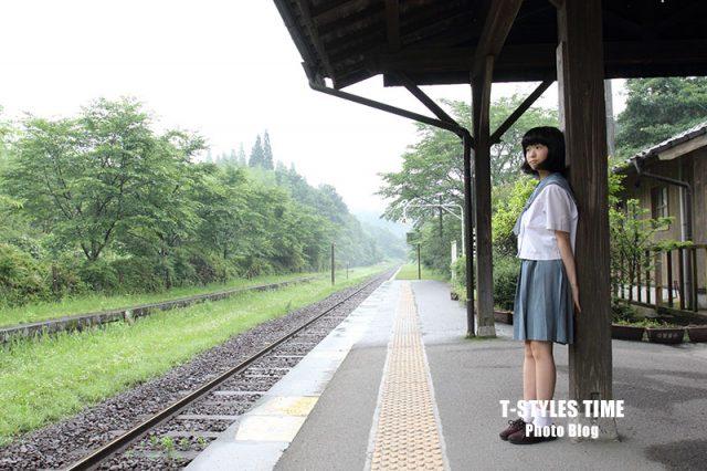 日本最古の木造駅舎 嘉例川駅